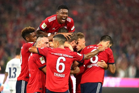 Bayern Munich thang Hoffenheim 3-1: 'Hum xam' nhoc nhan gianh 3 diem hinh anh