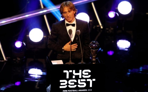 Modric gianh FIFA The Best: Chien thang cua ca dat nuoc Croatia hinh anh