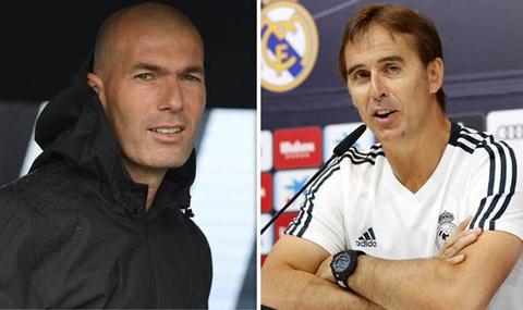 Cai bong cua Zidane chon vui Lopetegui tai Real nhu the nao? hinh anh 2