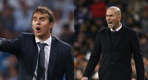 Cai bong cua Zidane chon vui Lopetegui tai Real nhu the nao? hinh anh
