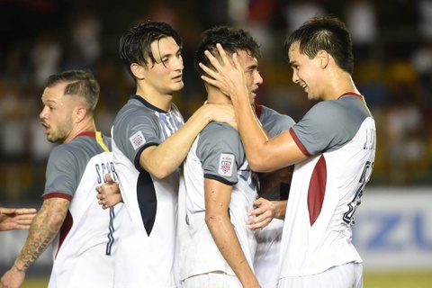 Philippines tro thanh doi thu cua tuyen Viet Nam tai ban ket AFF Cup hinh anh