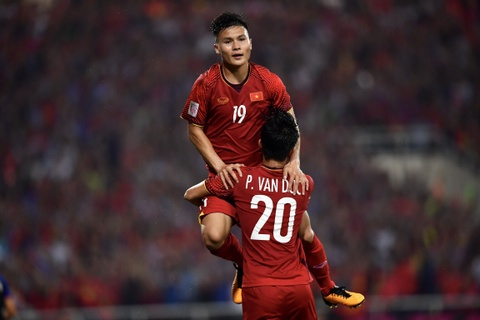 Viet Nam se vo dich AFF Cup, lap lai chu ky hoang kim? hinh anh 1
