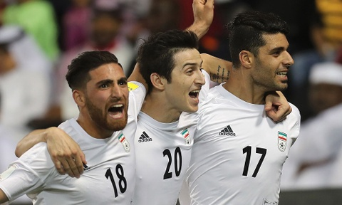 Iran - doi thu cua tuyen Viet Nam tai Asian Cup 2019 manh co nao? hinh anh