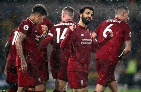HLV Klopp: 'Liverpool can 105 diem de vo dich Premier League' hinh anh