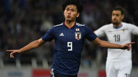 Takumi Minamino - niem hy vong so 1 cua Nhat Ban tai Asian Cup hinh anh