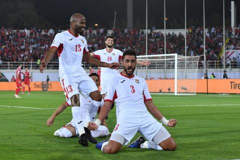 Jordan - doi thu cua Viet Nam tai vong 1/8 Asian Cup manh co nao? hinh anh