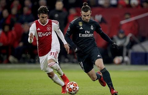 Real Madrid thang Ajax 2-1: Ban linh nha vo dich hinh anh 2
