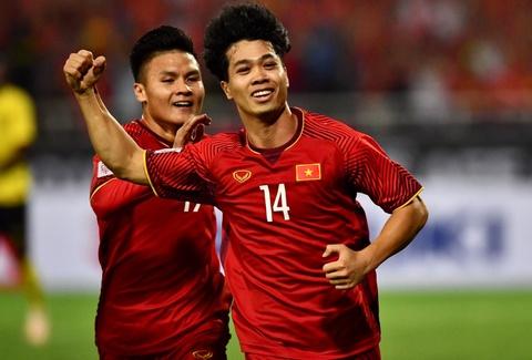FIFA đánh giá Công Phượng là ngôi sao nổi bật của Asian Cup 2019