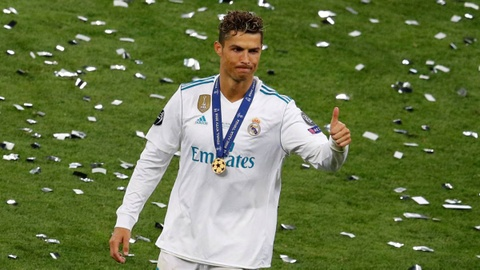 Real Madrid sup do vi ban Cristiano Ronaldo hinh anh 4