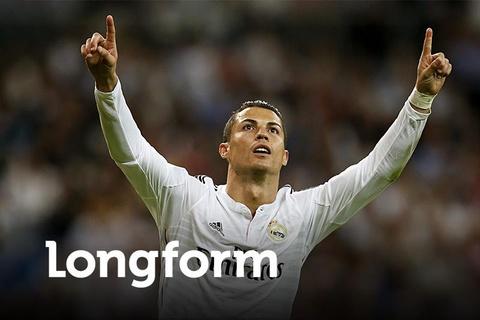 Cristiano Ronaldo sinh ra de chinh phuc hinh anh