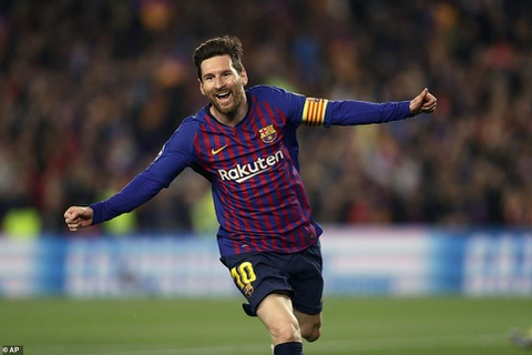 Dang cap cua Lionel Messi giup Barca huy diet MU hinh anh 1