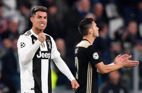 Cristiano Ronaldo khong cuu noi Juventus gia coi hinh anh 1