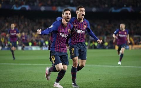 Dang cap cua Lionel Messi giup Barca huy diet MU hinh anh 3