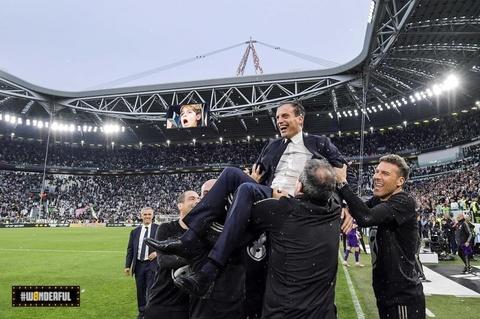 Juventus, Ronaldo va quyen luc tuyet doi o Italy hinh anh 5
