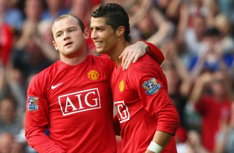 Rooney, Benzema va nhung ke lam nen den dui cua Ronaldo hinh anh 2