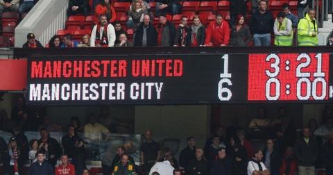 Nhung tran derby Manchester dang nho nhat lich su hinh anh 5