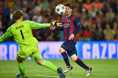 Nhung khoanh khac dang nho nhat cua Messi tai Champions League hinh anh 7