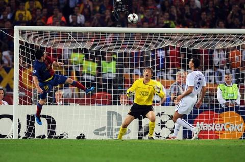 Nhung khoanh khac dang nho nhat cua Messi tai Champions League hinh anh 1