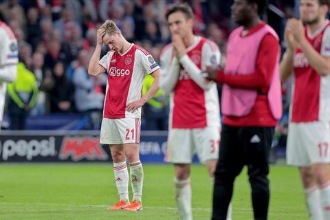 Ajax tu sat truoc Tottenham vi thieu kien dinh hinh anh 1