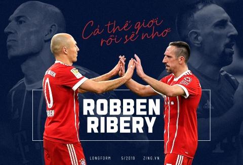 Ca the gioi roi se nho Robben - Ribery hinh anh 2