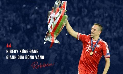 Ca the gioi roi se nho Robben - Ribery hinh anh 10