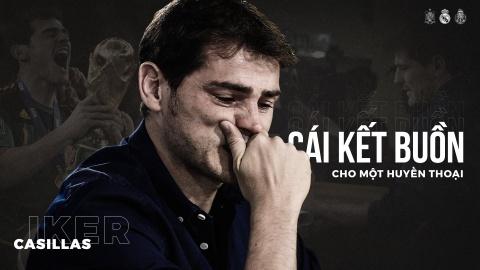 Iker Casillas giai nghe: Cai ket buon cho mot huyen thoai hinh anh 2
