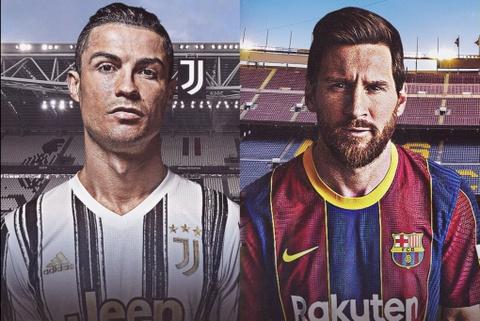 Ronaldo dau Messi la doan ket cua dai chien hinh anh