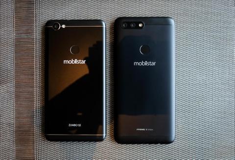 Can canh 2 smartphone Mobiistar tam trung vua ra mat hinh anh 1