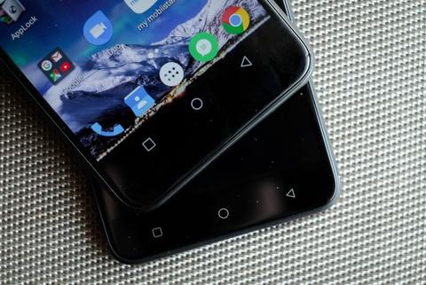 Can canh 2 smartphone Mobiistar tam trung vua ra mat hinh anh 2