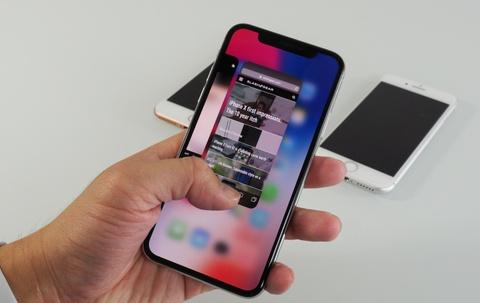Danh gia iPhone X: Su khoi dau moi cua Apple hinh anh 5