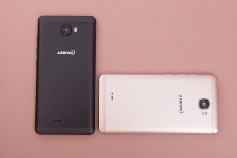 Smartphone moi cua Asanzo lo cau hinh truoc ngay ra mat hinh anh