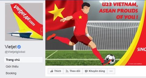 Vietjet Air tam dong Facebook tranh 'bao' phan ung? hinh anh