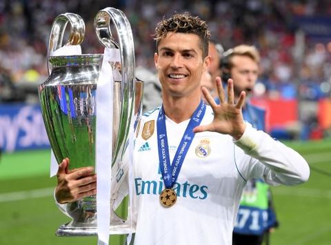 Ke thang, nguoi thua trong vu Ronaldo cap ben Juve hinh anh 1