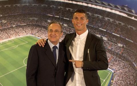 Ke thang, nguoi thua trong vu Ronaldo cap ben Juve hinh anh 10