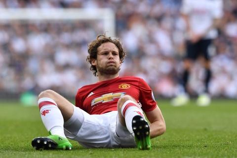 Daley Blind tro ve Ajax sau quang thoi gian toi te o Man Utd hinh anh