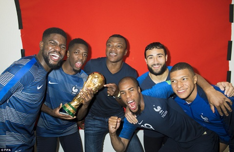 'The he Mbappe' se giup Phap thong tri World Cup? hinh anh 4