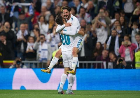 Real Madrid rat kho de tim ra nguoi thay the Ronaldo hinh anh 1