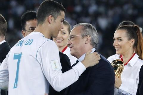 Nha bao Tay Ban Nha tiet lo ly do khien Zidane va Ronaldo roi Real hinh anh 2
