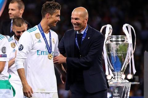 Nha bao Tay Ban Nha tiet lo ly do khien Zidane va Ronaldo roi Real hinh anh 1
