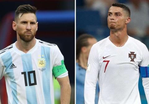 HLV Simeone: Ronaldo gioi hon Messi khi dat trong doi hinh trung binh hinh anh