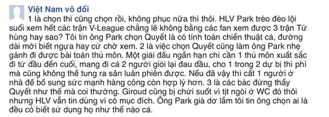 Van Quyet - 'vat te than' cua doi tuyen Olympic Viet Nam? hinh anh 4