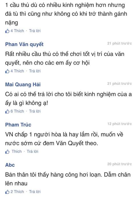 Van Quyet - 'vat te than' cua doi tuyen Olympic Viet Nam? hinh anh 1