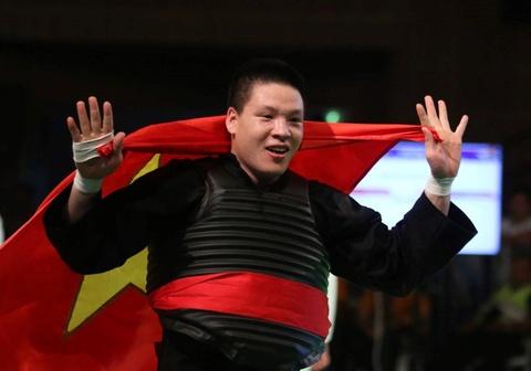 Nguyen Van Tri: Tu cau be gan li den HCV pencak silat ASIAD hinh anh