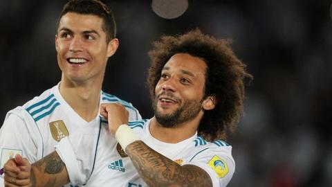 Marcelo khang dinh se khong theo Ronaldo sang Juventus hinh anh