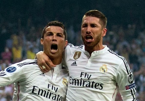 Zidane so sanh tam anh huong cua Ronaldo va Ramos o Real hinh anh
