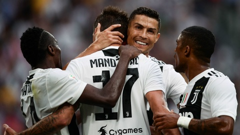 Ronaldo chua ghi ban cho Juventus, van de nam o dau? hinh anh 2