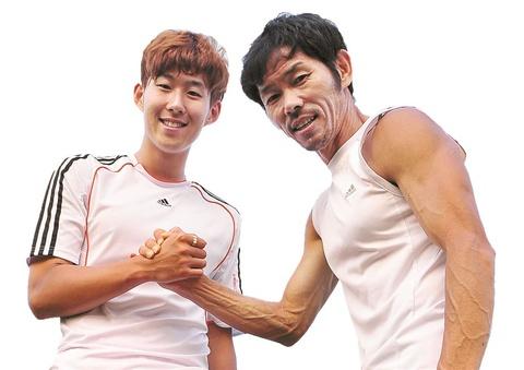 Giai ma nhan vat dung sau thanh cong cua Son Heung-min hinh anh 1