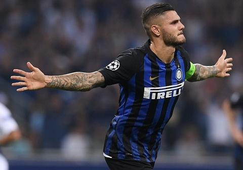 Inter Milan ha he voi 3 diem dau tien tai Champions League sau 6 nam hinh anh