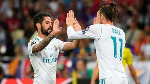 Khong can Ronaldo, Real van thua kha nang danh bai Roma? hinh anh