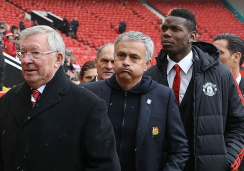 Truoc Mourinho, Sir Ferguson tung cong khai ghet bo Pogba hinh anh